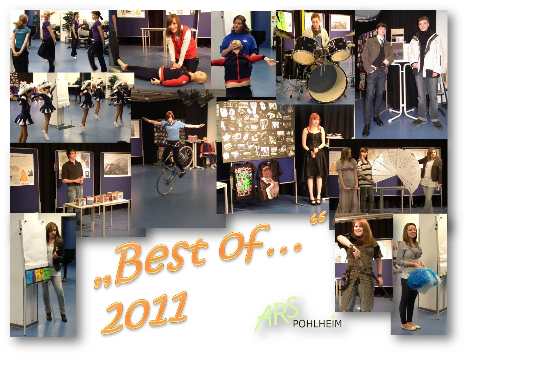 Best of 2011 collage
