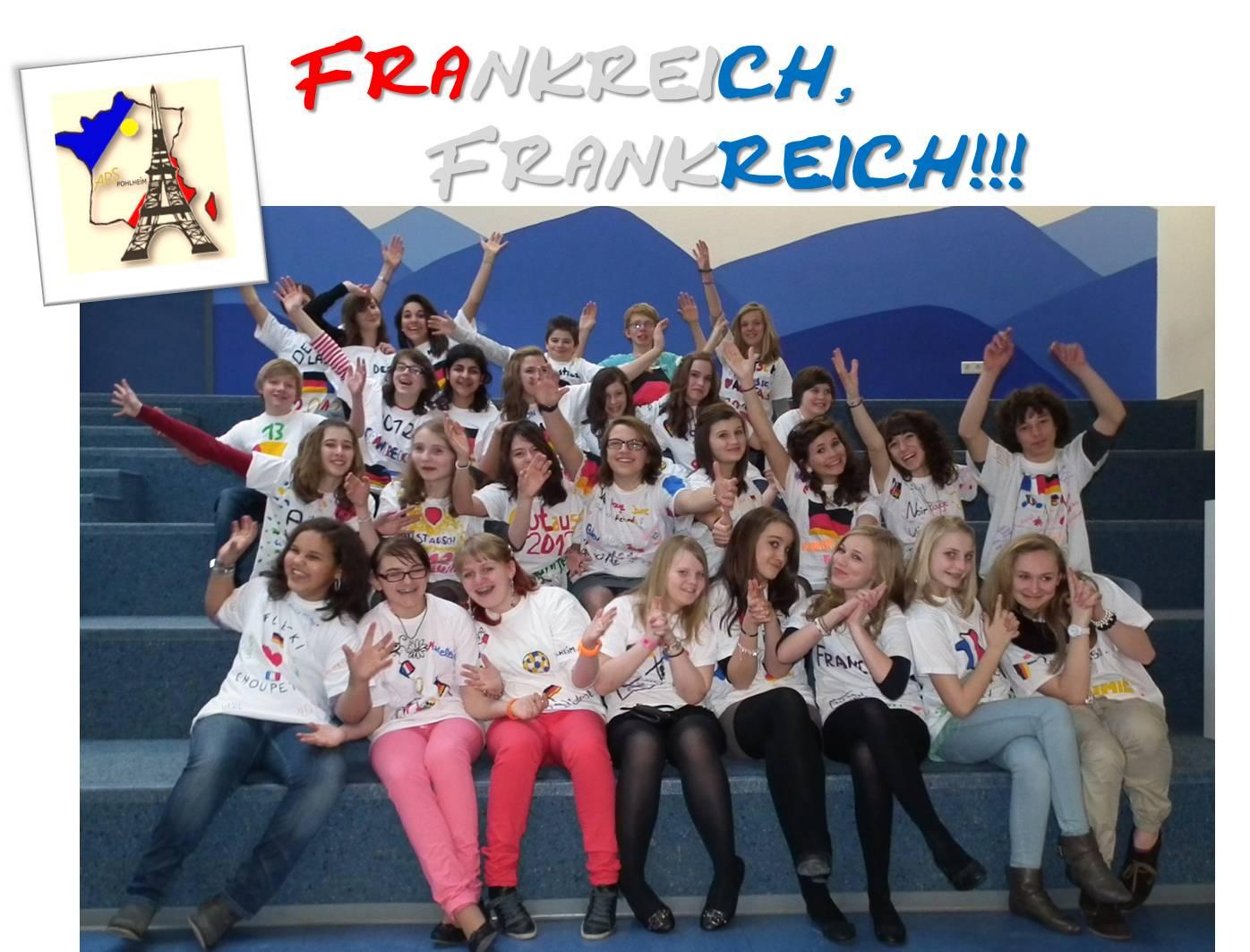 Frankreisch, Frankreisch 2012