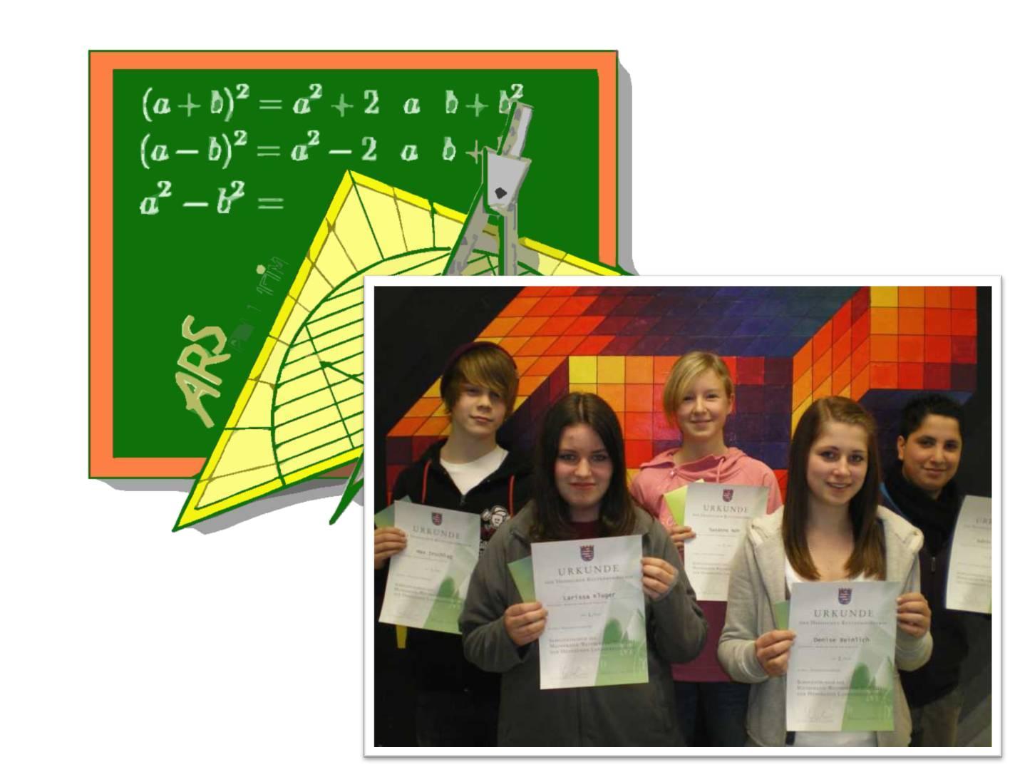 Mathe Gewinner 2011
