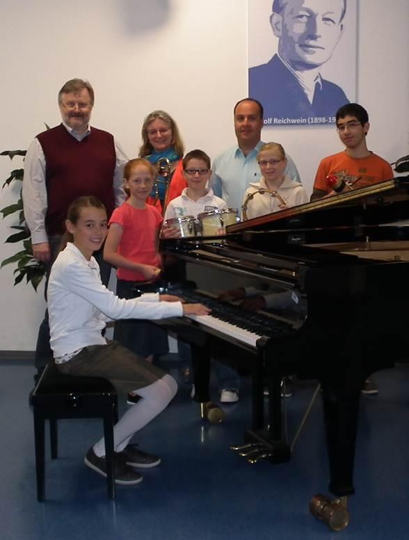 Musikschule 2012