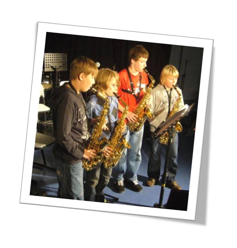 Saxophonisten