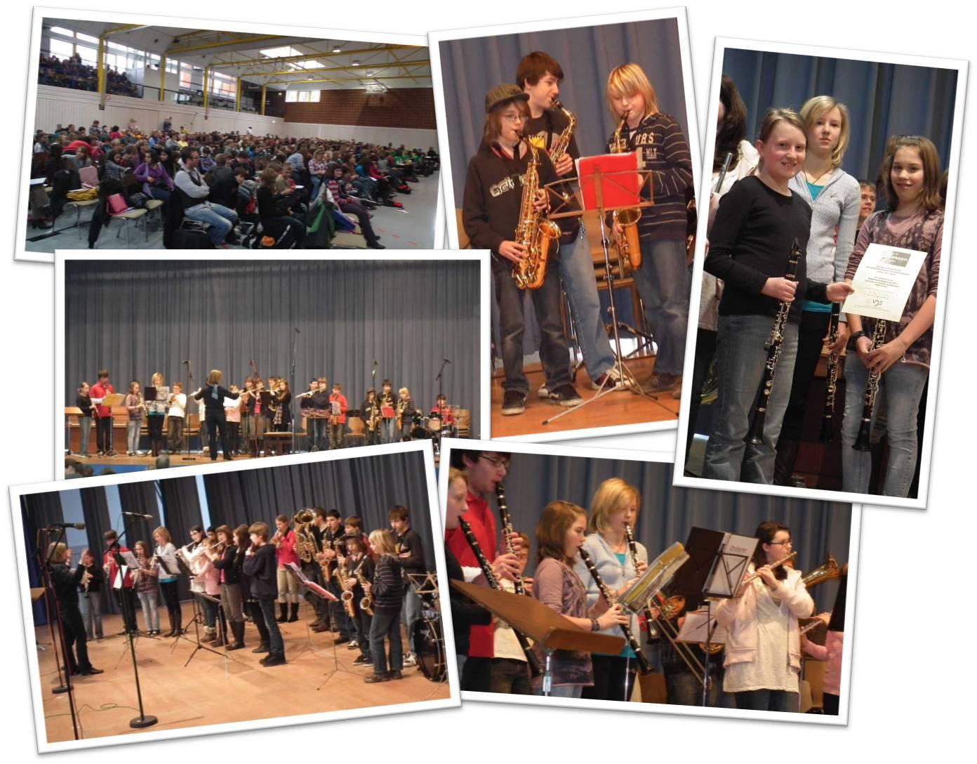 Schulen musizieren 2011